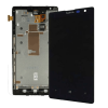 Nokia Lumia 1520 LCD Screen and Digitizer Assembly with Frame