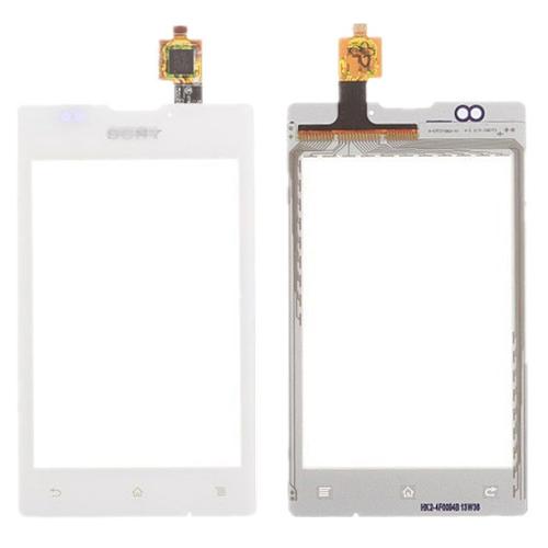 Sony Xperia E Digitizer – White – C1505 C1504 C1503 C1502 Dual C1603 C1604