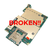 iPhone 3GS 16GB Logic Motherboard Canada ***BROKEN***