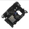 LG G2 D802 D801 D800 Rear Camera Lens Cover + Power & Volume Button Black