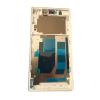 Sony Xperia Z L36h C6603 C6602 Middle Frame Bezel Housing - Silver
