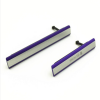 Sony Xperia Z2 USB Charging / Sim / Micro SD Card Port Cover Set - Purple