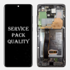 Samsung S20 Ultra 5G OLED Assembly with Frame